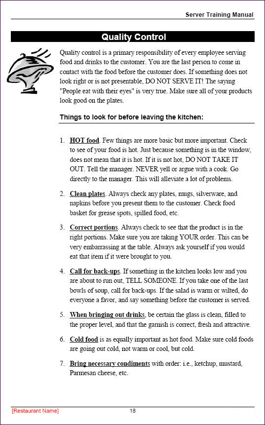 Employee Handbook Sample EmployeeHandbookTemplatesAppleIwork